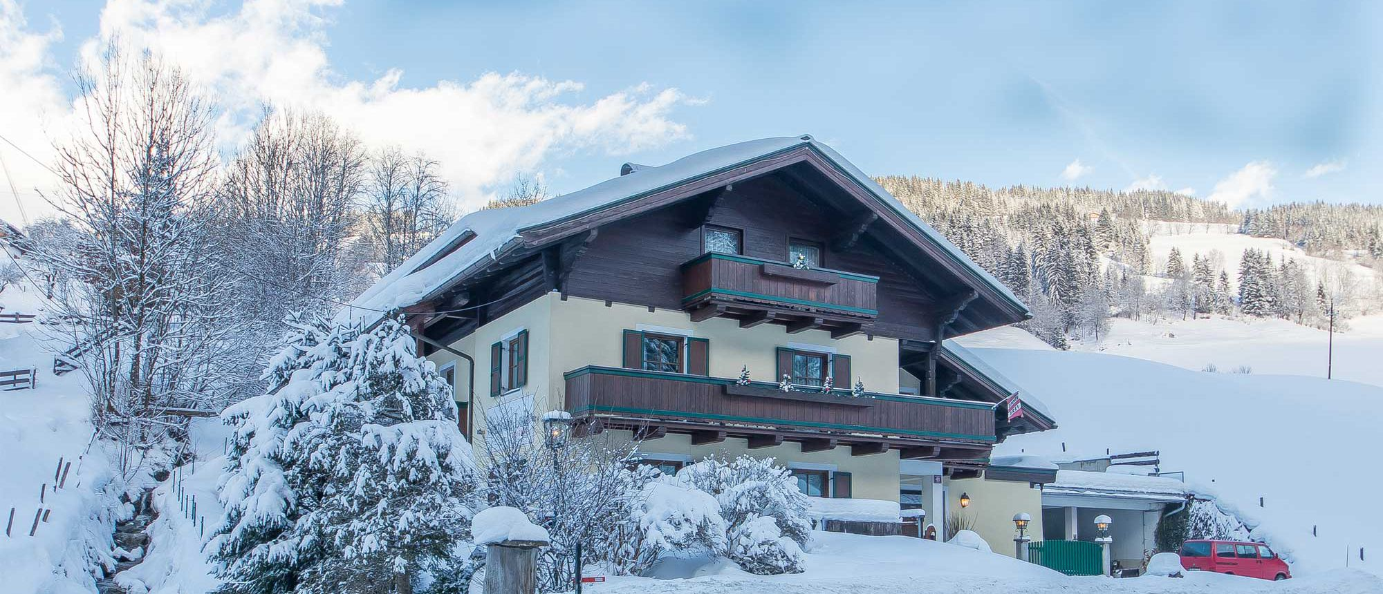 Pension in Maria Alm